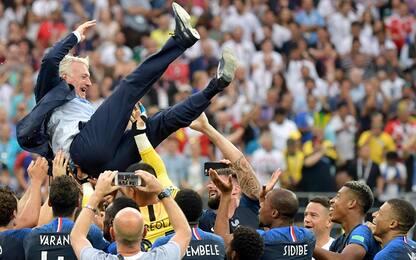 Mondiali, Francia campione del mondo
