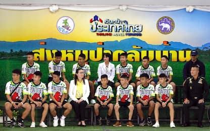 """Thailandia, ragazzi salvati dalla grotta: """"I soccorsi un miracolo"""""""