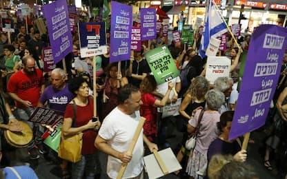 Israele, primo sciopero Lgbt