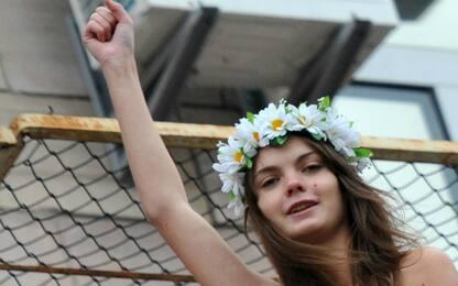 Femen, Oksana Shachko trovata morta a Parigi. Ipotesi suicidio