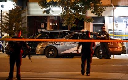 Sparatoria in strada a Toronto, identificato presunto responsabile