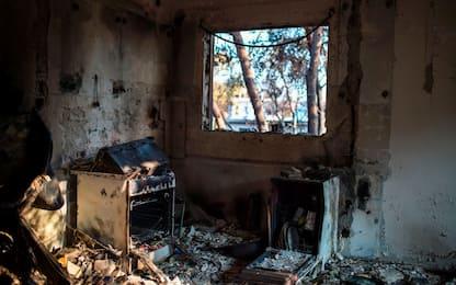 Incendi in Grecia, 81 vittime