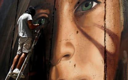 Street artist italiano Jorit arrestato a Betlemme. Farnesina al lavoro