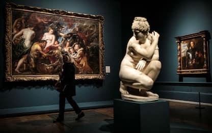 """Facebook """"censura"""" i nudi di Rubens, protestano i musei del Belgio"""