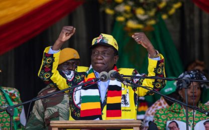 Aperti i seggi in Zimbabwe per le prime elezioni del post-Mugabe