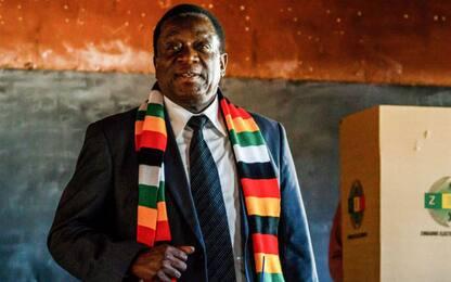 Elezioni Zimbabwe: vince il partito del presidente uscente Mnangagwa