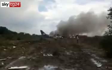 Messico_aereo_precipitato