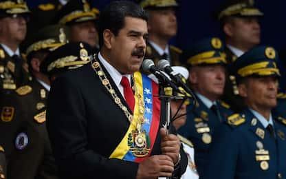 "Venezuela, Maduro: ""Via ambasciatrice Ue entro 72 ore"""
