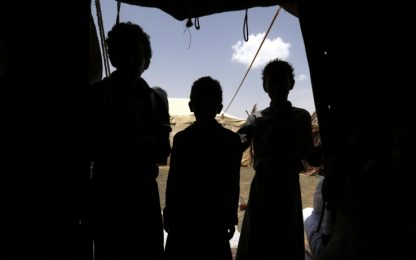 Guerra in Yemen: dal 2015 morti 85mila bambini di fame o malattia
