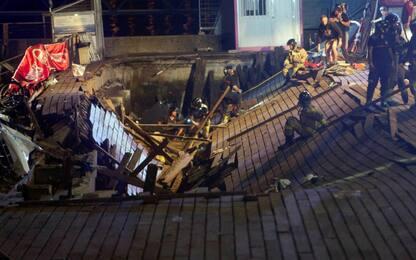Spagna, crolla passerella al Festival di Vigo: oltre 300 feriti