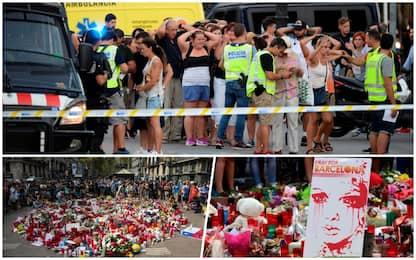 L'attentato al cuore di Barcellona: un anno fa l'attacco alla Rambla