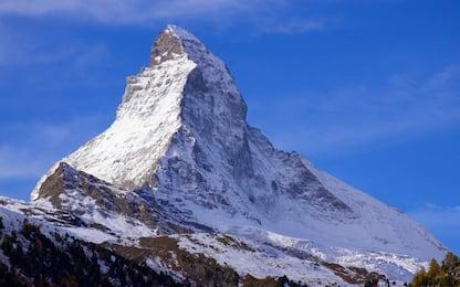 Cervino, alpinista precipita e muore. Secondo incidente in 5 giorni