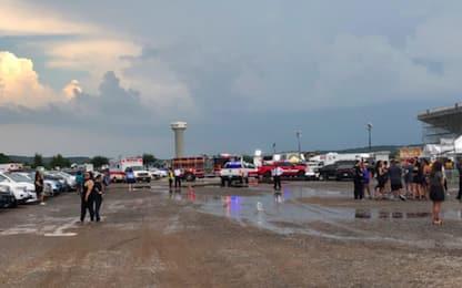 Oklahoma, crolla tensostruttura: 14 feriti a concerto Backstreet Boys
