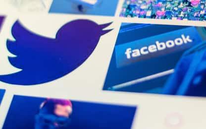 Facebook rimuove 652 profili falsi. Twitter ne sospende 284
