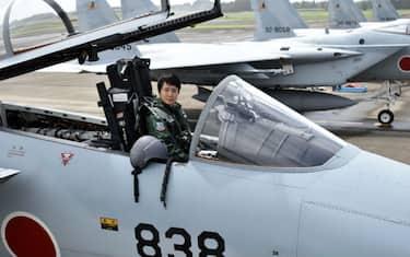 GettyImages-Misa_Matsushima_pilota_Giappone