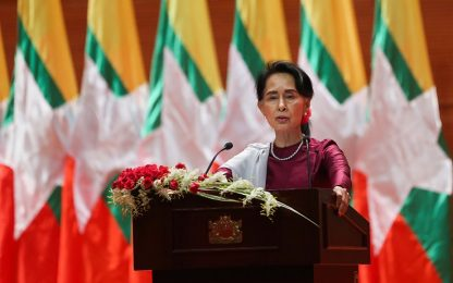 Aung San Suu Kyi, chi è la leader che ha sconfitto il regime birmano