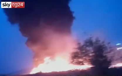 Russia, aereo atterra e va fuori pista: 18 feriti a Sochi
