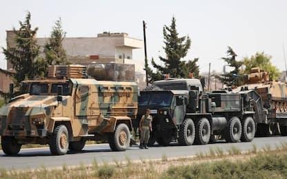 Siria, esplosioni a Damasco. Idlib teme l'offensiva del regime