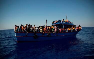 migranti_barcone_getty