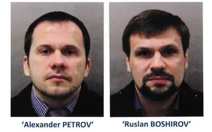 Caso Skripal, Scotland Yard spicca un mandato d'arresto per due russi