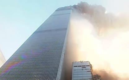 11 settembre, nuovo video Cbs mostra immagini inedite dell'attentato