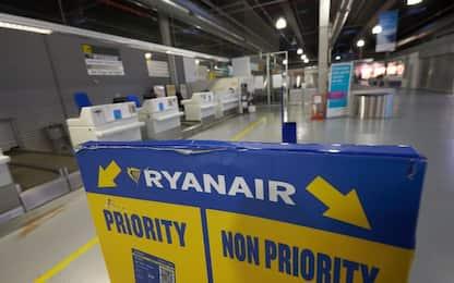 Coronavirus, Ryanair: voleremo a luglio anche se Uk in quarantena