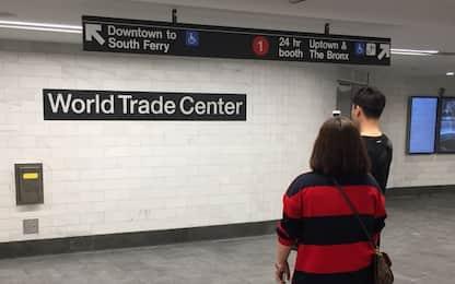 11 settembre, riapre la metropolitana del World Trade Center
