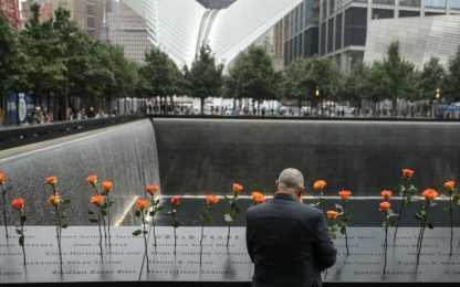 Anniversario attentati 11 settembre