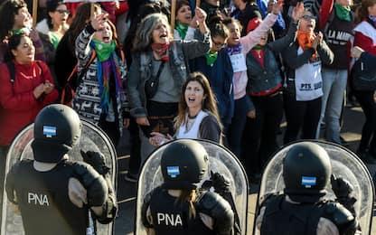 Argentina, quarto sciopero nazionale