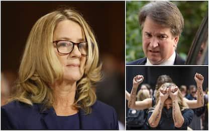"""Molestie, l'accusatrice di Kavanaugh in Senato: """"Pensavo mi uccidesse"""""""