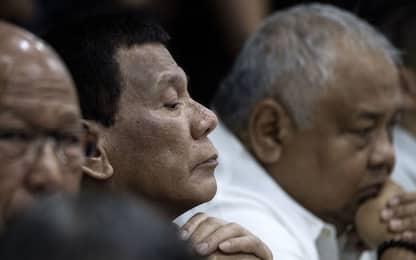 """Filippine, il presidente Duterte ammette """"uccisioni extragiudiziali"""""""