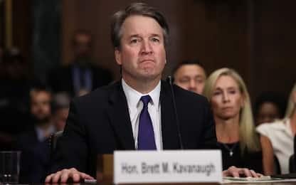 """Caso Kavanaugh, oggi il voto del Senato. Trump: """"Testimonianza onesta"""""""