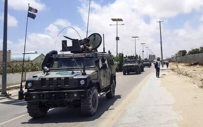 """Somalia, attacco contro convoglio italiano. Difesa: """"Militari illesi"""""""