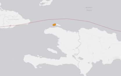 Haiti, nuova forte scossa di terremoto: magnitudo 5.2