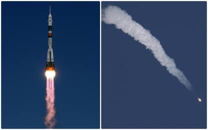 Russia, riuscito il lancio Soyuz dopo l'incidente