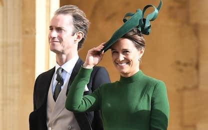 Pippa Middleton ha partorito: è diventata mamma di un maschietto