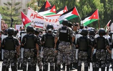 amman-proteste-giordania-israele-getty