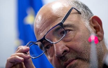 Il commissario Moscovici e i venditori di tappeti