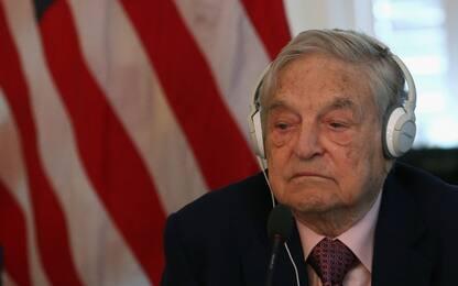 Trovato ordigno esplosivo nella cassetta della posta di George Soros
