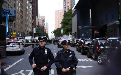 Cnn, pacco sospetto negli studi di New York: l'allarme in diretta