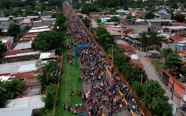 migranti_messico_honduras_getty