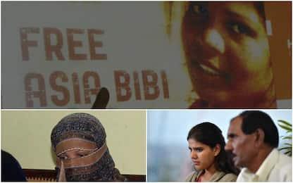Chi è Asia Bibi, cristiana condannata a morte per blasfemia e assolta