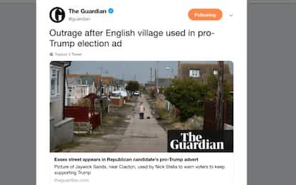 Midterm: villaggio britannico offeso da un candidato repubblicano