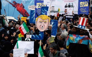iran-proteste-usa-trump-ansa