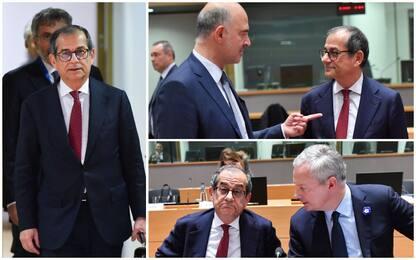 Bruxelles, Eurogruppo a Italia: dialogo su manovra. Tria: non cambia