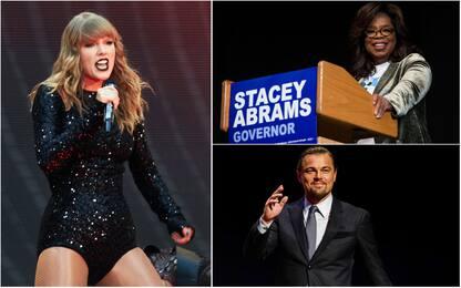 Elezioni Midterm Usa 2018, l'appello al voto delle star