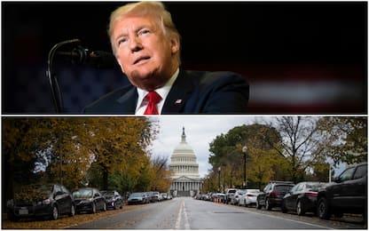 """Elezioni midterm, Trump senza maggioranza: è """"un'anatra zoppa"""""""