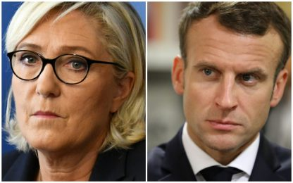 Francia, sondaggio Elezioni Europee: Le Pen supera Macron