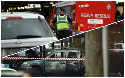 Melbourne, uomo accoltella passanti: un morto