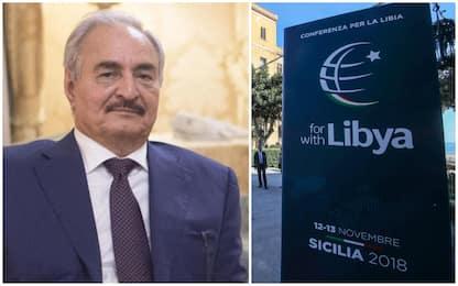 L'Italia, la Libia e Haftar: la scommessa rischiosa di Palermo